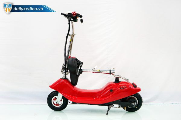 E Mini Scooter chitiet 01 04 600x400 - Xe E - Mini Scooter
