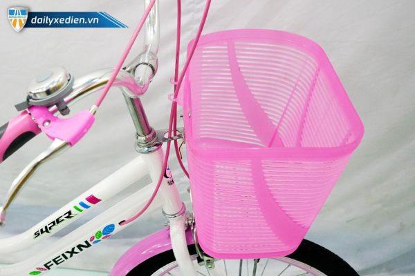 PEIXN banh 16 XDTE chitiet 04 600x400 - Xe đạp trẻ em Feixn - bánh 20 inch