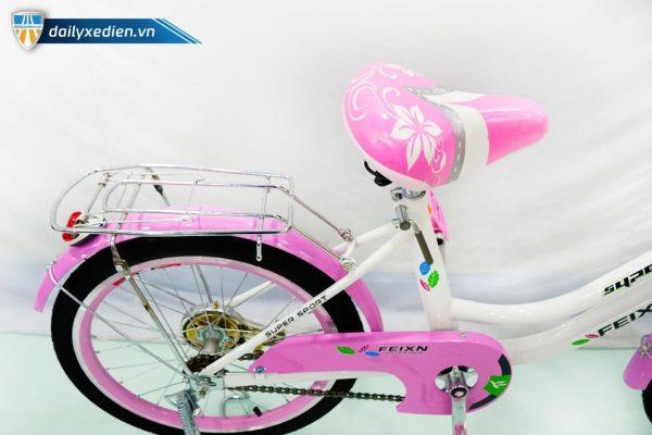 PEIXN banh 16 XDTE chitiet 07 600x400 - Xe đạp trẻ em Feixn - bánh 20 inch