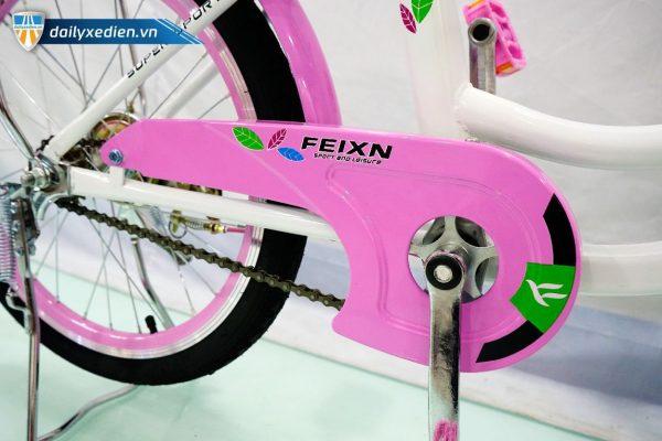 PEIXN banh 16 XDTE chitiet 08 600x400 - Xe đạp trẻ em Feixn - bánh 20 inch