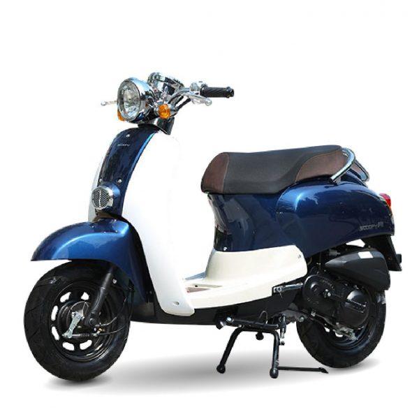 Xe Scoopy Crea 02 600x600 - Xe máy Scoopy Crea 50CC