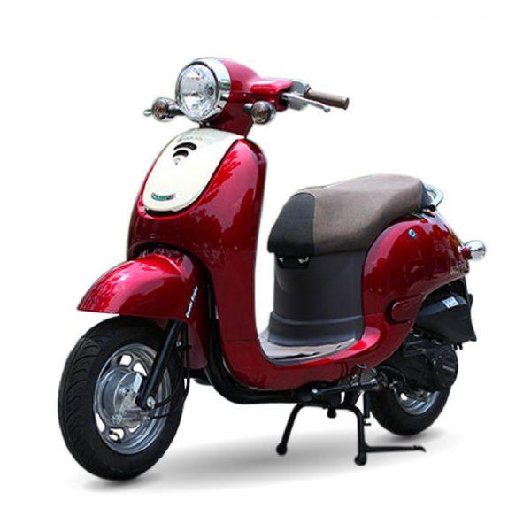 Xe Scoopy Giorno 600x600 - Xe máy Scoopy Giorno 50CC