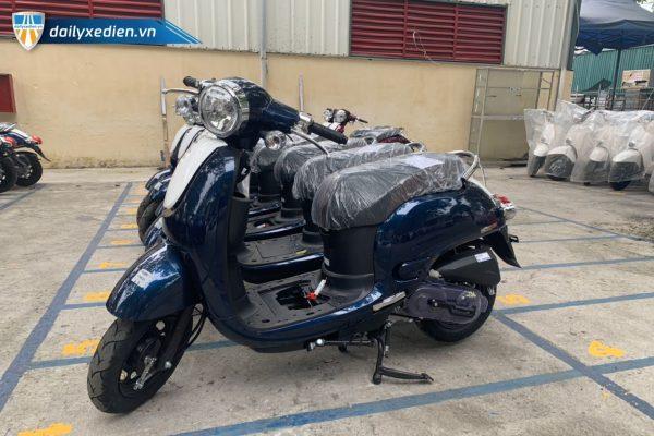Xe Scoopy Giorno ct8 08 600x400 - Xe máy Scoopy Giorno 50CC