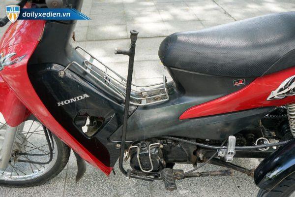 Xe ba banh Ware alpha ct10 08 600x400 - Xe 3 bánh tự chế Wave Alpha Việt Nhật