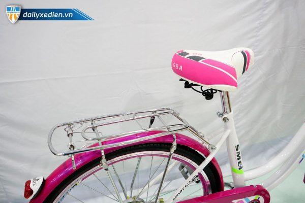 Xe dap SMEI ct5 08 600x400 - Xe đạp mini SMEI