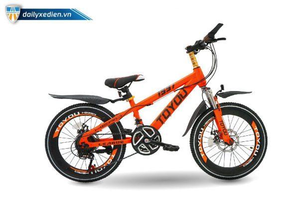 Xe dap To You 1997 sp 03 600x400 - Xe đạp trẻ em To You 1997 - 7 lip