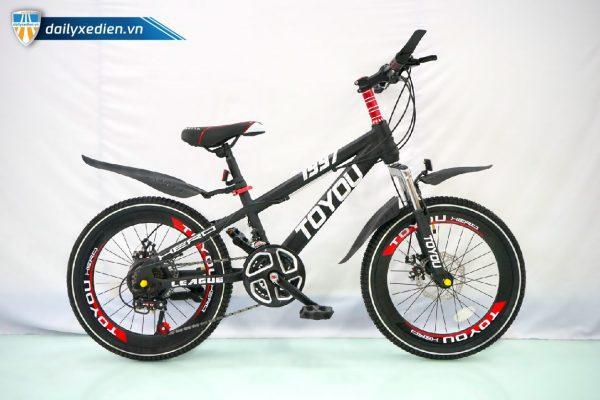 Xe dap To You 1997 sp1 08 600x400 - Xe đạp trẻ em To You 1997 - 7 lip