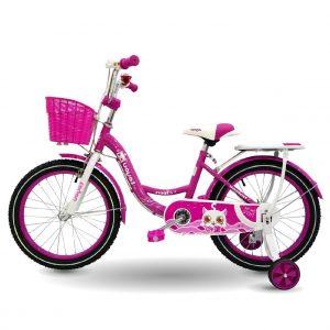 Xe dap To You mau hong 02 300x300 - Xe đạp ToYou 23 - 18inh hồng