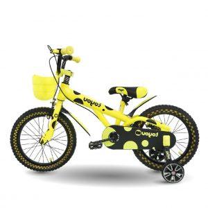 Xe dap To You mau vang 02 300x300 - Xe đạp trẻ em To You - 16inh