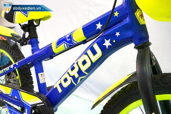 Xe dap tre em To You Superstar ct4 08 600x400 - Xe đạp trẻ em To You - Superstar