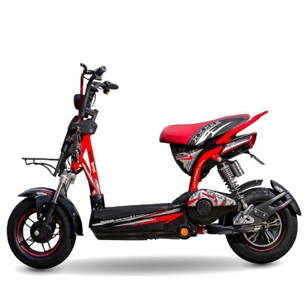xe dap dien nike bike q7 01 600x600 - Xe máy điện Nike Bike Qeen 7