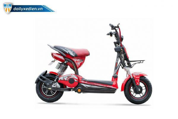 xe dap dien nike bike q7 sp2 02 600x400 - Xe máy điện Nike Bike Qeen 7