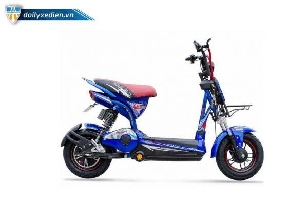 xe dap dien nike bike q7 sp3 02 600x400 - Xe máy điện Nike Bike Qeen 7