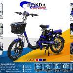 Mua xe đạp điện Honda chính hãng giá bao nhiêu?