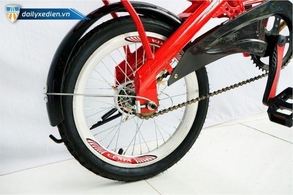 XE DAP GAP AZI CT1 04 600x400 - Xe đạp Gấp AP AZI - Siêu gọn siêu bền, tiện dụng
