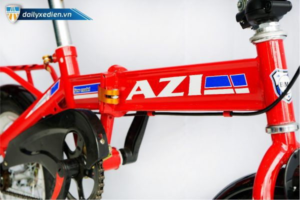 XE DAP GAP AZI CT4 07 600x400 - Xe đạp Gấp AP AZI - Siêu gọn siêu bền, tiện dụng