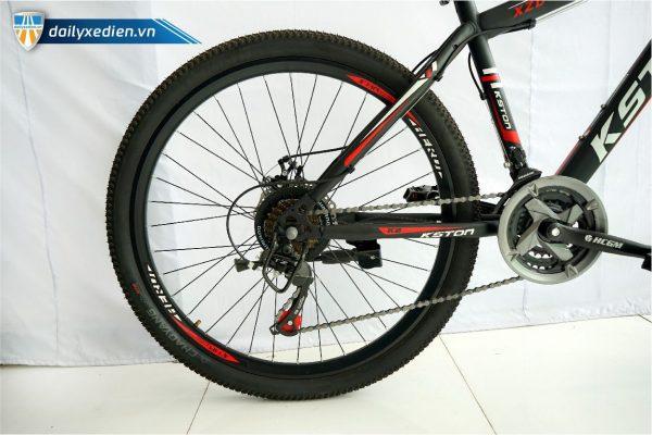 XE DAP KSTON KZD K2 CT8 600x400 - Xe đạp thể thao Kston KZD K2