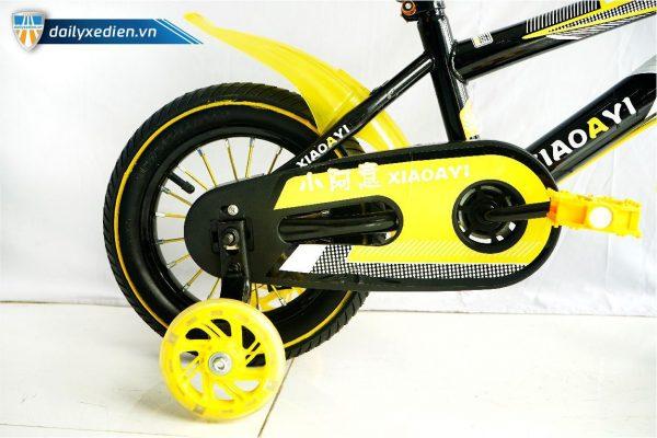 XE DAP TRE EM XIAOAY1 04 600x400 - Xe đạp trẻ em Xiaoayi Space