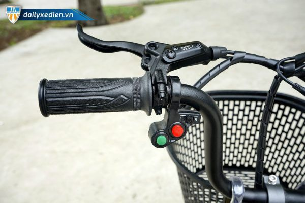 XE DIEN CONCISE 2BANH CT2 600x400 - Xe điện scooter Concise - 2 pin