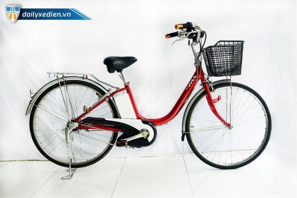 XE DAP TRO LUC YAMAHA PAS CT13 600x400 - Xe đạp trợ lực Yamaha Pas