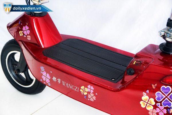 XE DIEN SCOOTER WANGZI CT6 600x400 - Xe điện Scooter Wangzi