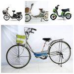 Kho xe đạp điện giá rẻ dưới 7 triệu điểm đến lý tưởng cho khách hàng bình dân