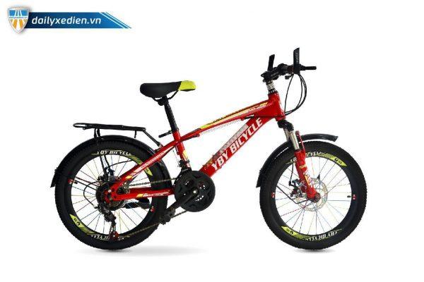 XE DAP TRE EM YBY BICYCLE MD 206 02 600x400 - Xe đạp trẻ em YBY Bicycle MD-206