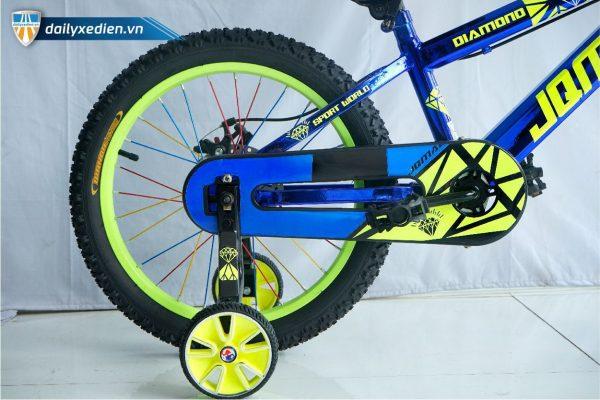 xe dap dianmoto 07 600x400 - Xe đạp trẻ em Dianmoto