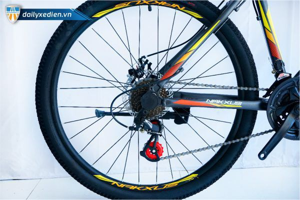 XE DAP NAKXUS 26ML23 03 600x400 - Xe đạp thể thao Nakxus 26ML23