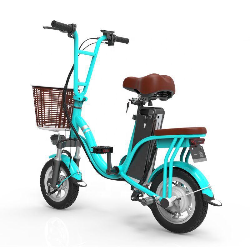 folt neck 01 - Xe đạp điện nhập khẩu FN
