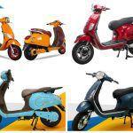 Tổng hợp các mẫu xe máy điện vespa chính hãng đẹp nhất 2020