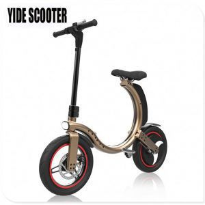 yide scooter 300x300 - Xe đạp điện gấp Scooter Yide