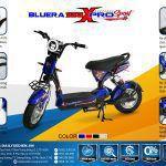 XE DAP DIEN BLUERA 133 X PRO SPORT TT 01 150x150 - Cửa hàng xe đạp điện tại Quận 2 - cửa hàng xe điện lớn nhất TP. HCM