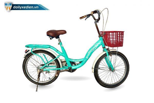 xe dap dien YIHANG 03 600x400 - Xe đạp YiHang cũ