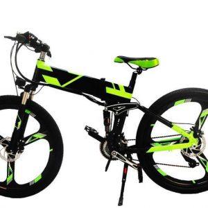 xe dap tro luc the thao 300x300 - Xe đạp trợ lực phong cách thể thao