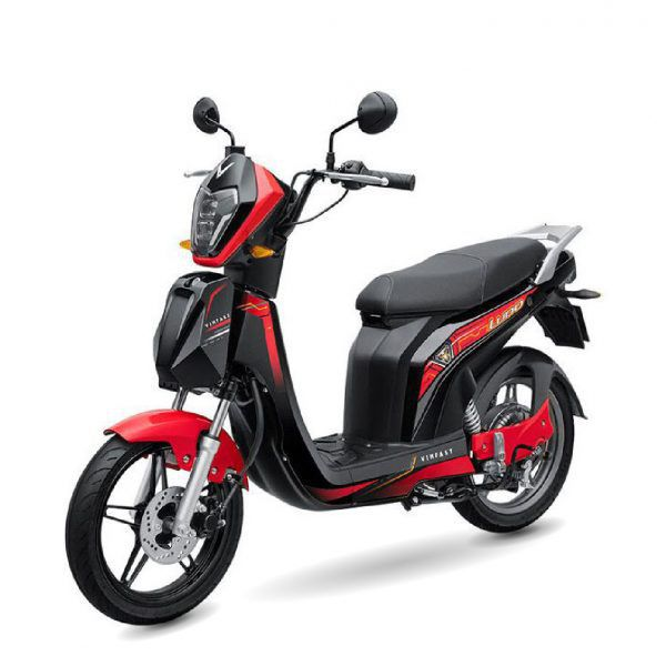 xe may dien vinfast ludo 01 600x600 - Xe máy điện Vinfast Ludo