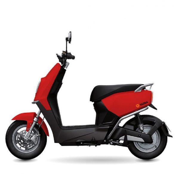 xe may dien yadea e3 red 01 600x600 - Xe máy điện Yedea E3