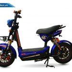 XE DAP DIEN 133S BLUERA BIKE 02 150x150 - Xưởng sản xuất và phân phối sỉ lẻ xe đạp điện bò điên giá rẻ