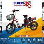 Xe dap dien Bluera Xs TT 01 150x150 - Mua xe đạp điện xe máy điện tại quận Thủ Đức Tp. HCM