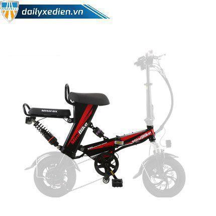 rock - Xe đạp điện gấp RockerFeller