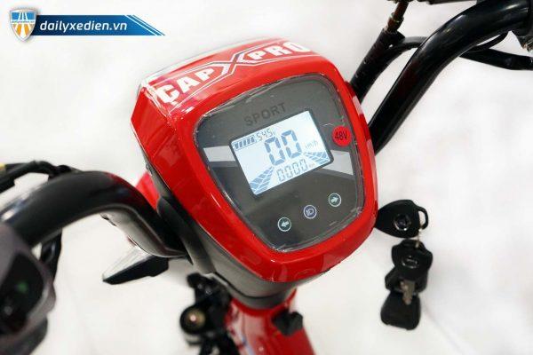 xe dap dien cap x pro update 16 600x400 - Xe đạp điện Bluera Cap X Pro