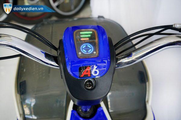 xe dap dien thanh ly honda a6 13 600x400 - Xe đạp điện thanh lý Honda A6