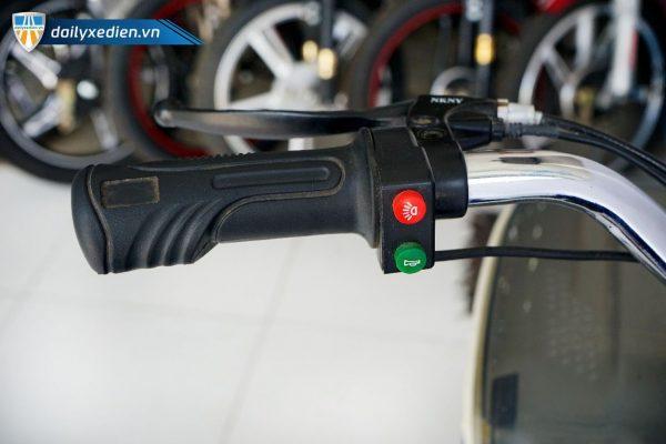 xe dap dien thanh ly honda a6 14 600x400 - Xe đạp điện thanh lý Honda A6