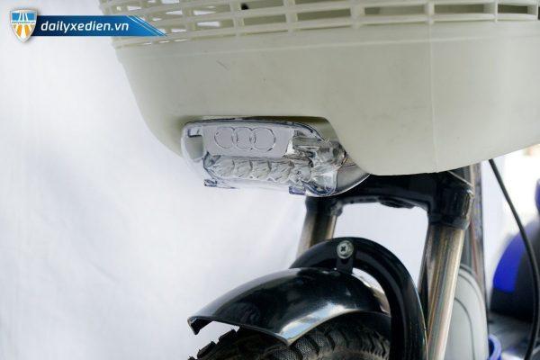 xe dap dien thanh ly honda a6 16 600x400 - Xe đạp điện thanh lý Honda A6