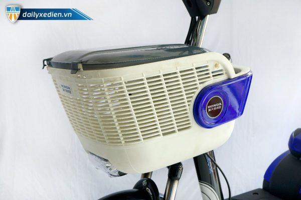 xe dap dien thanh ly honda a6 17 600x400 - Xe đạp điện thanh lý Honda A6