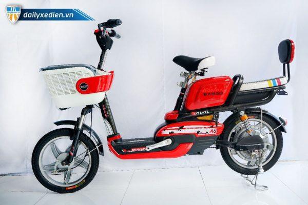 xe dap dien thanh ly honda a6 19 600x400 - Xe đạp điện thanh lý Honda A6
