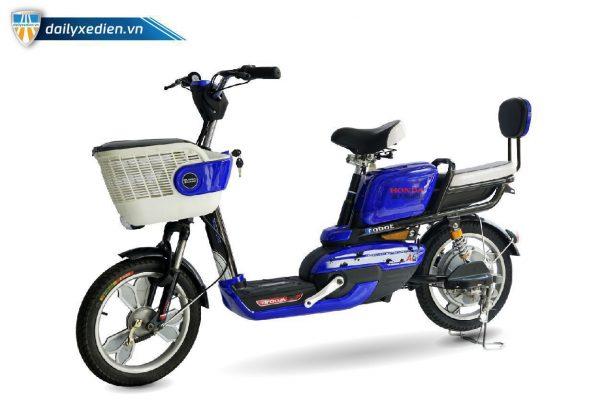 xe dap dien thanh ly honda a6 2 600x400 - Xe đạp điện thanh lý Honda A6
