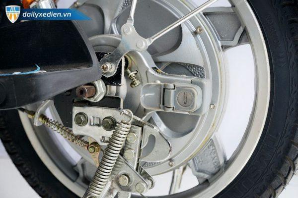 xe dap dien thanh ly honda a6 5 600x400 - Xe đạp điện thanh lý Honda A6