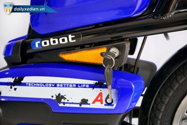 xe dap dien thanh ly honda a6 7 600x400 - Xe đạp điện thanh lý Honda A6