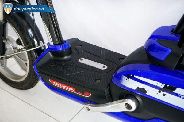 xe dap dien thanh ly honda a6 8 600x400 - Xe đạp điện thanh lý Honda A6
